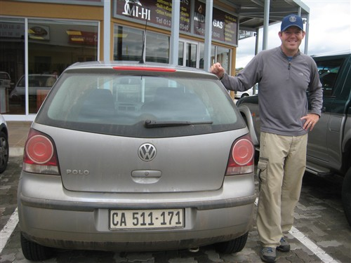 105 The trusty VW Polo at the end of the road trip.jpg