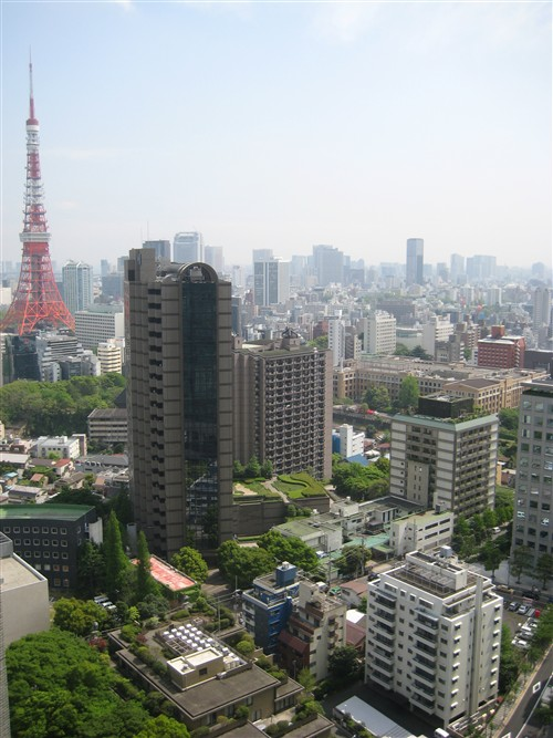 237 Tokyo tower and downtown seen from the Jensens balcony.jpg