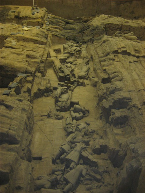 193 Qin Terra Cotta Warriors - Pit 2.jpg