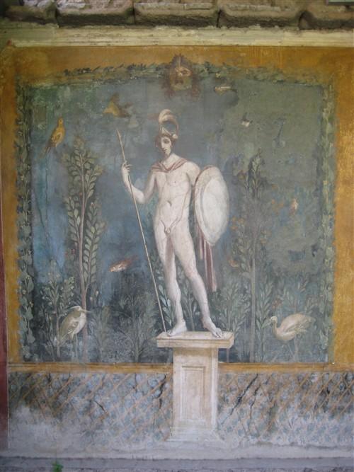080 Surviving fresco in Casa della Venere in Conchiglia.jpg